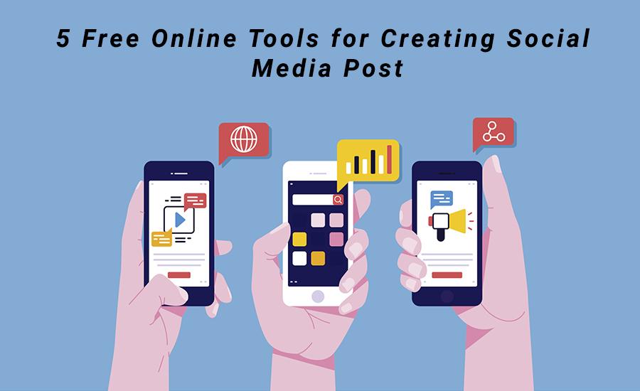 social media free tool